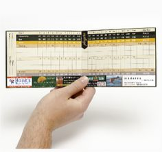 1000 images about golf scorecards by bench craft company for Bench craft company fraudsters