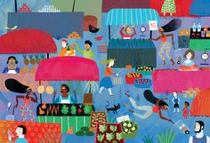 Mariana Ruiz Johnson Illustrations: abril 2014