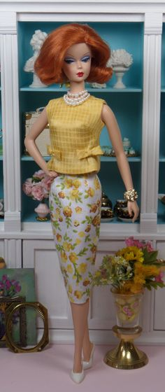 Companion Way in Yellow | Matisse Fashions and Doll Patterns