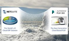 NetSuite and Autodesk partner to transform manufacturing the cloud