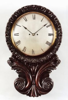 Antique Wall Clock | William Hay, Wolverhampton, 1825 Howard Walwyn Fine Antique Clocks