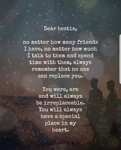10 Beautiful Quotes For The Special Friends In Your Life happy friend quotes friendship quotes happy quotes day quotes birthday quotes wife quotes quotes quotes sayings Best Friend Quotes Deep, Birthday Quotes For Best Friend, Dear Best Friend, Sister Friend Quotes, Best Friend Poems, Best Friend Quotes Meaningful, Birthday Bestfriend Quotes, Quotes For Good Friends, Poems About Best Friends
