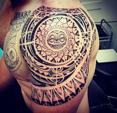 #polynesian #tattoomaori