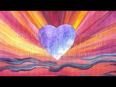 """I've got the joy(down in my heart) with lyrics    From the album 123 Favourite Bible Songs by """"Wee Worship""""    Great children's song that is truly joyful to sing, with very simple words, yet reminds us of the joy, peace and love that we have received because of what Jesus has done for us.  What a wonderful Saviour...what an amazing God!  The pic..."""
