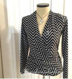 Its Melanie Darling: Burda 6838: Cross Body Long Sleeve Blouse.