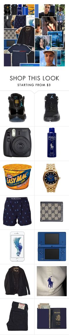 """she think I'm cute and she wanna have sex ."" by k-ingpin ❤ liked on Polyvore featuring Retrò, Fuji, Ralph Lauren, Rolex, Polo Ralph Lauren, Gucci, Nintendo, Barbour, True Religion and Royce Leather"