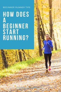 How does a beginner start running? The running community provides tips on how to get started with your new healthy habit. Running Routine, Running Plan, How To Start Running, Running Workouts, How To Run Faster, Running Hacks, Trail Running, Running Women, Race Training