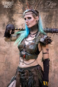 See ya at Wasteland Weekend!? I received so many awesome pictures from our last event (El Mundo Fantasia at Landgraaf, Netherlands) , it is so hard to choose. More will follow, but not all at once. Picture by Roger Boerdijk Anja...
