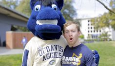 First 5K Stride for Aggie Pride to support scholarships :: UC ...