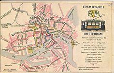 Lijnenkaart RETM 1910