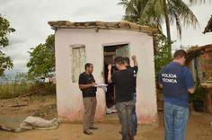 #LEIAMAIS WWW.OBSERVADORINDEPENDENTE.COM FEIRA DE SANTANA:Quatro homens são mortos dentro de casa