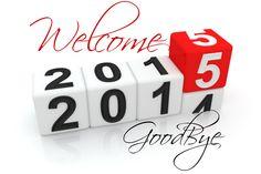 Good Bye 2014 Welcome 2015