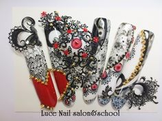 東京ネイルエキスポ2014アートチップアワード結果の画像   横須賀ネイルサロン・スクール Luce Nail salon&scho…