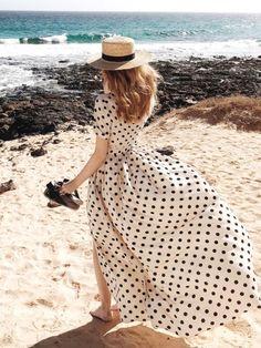 Oui à la robe longue plus