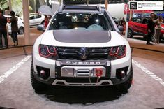 face avant renault duster extreme