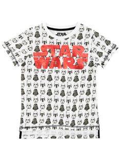 Star Wars T-Shirt - Darth Vader and Stormtrooper