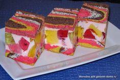 Пляцок Цыганская тропа • Пляцки Cake Cookies, Cupcake Cakes, Cake Factory, Ice Cream Candy, Cake Business, Russian Recipes, Sweet Cakes, Desert Recipes, No Bake Cake