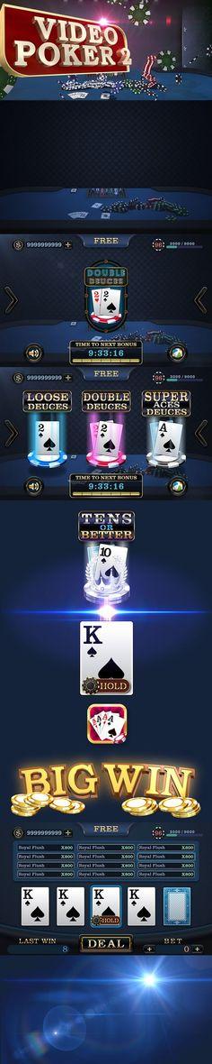Video Poker game : V...: