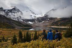 Magog Lake; Mount Assiniboine Provincial Park, British Columbia