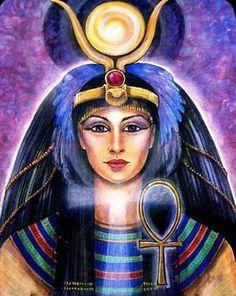 Isis é a mais popular de todas as deusas egípcias, o modelo das esposas e mães , a protetora da magia invencível.