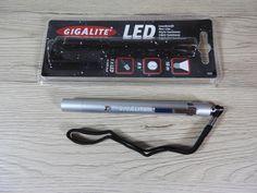 Unboxing Video über ein LED-Leuchtstift von Gigalite #unboxingvideo #ledleuchtstift #gigalite