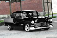 Chevrolet Bel Air Custom - 1955