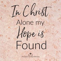 The Joyful Christian Ministry. My desire is to encourage those who seek a deeper relationship with Our Lord Jesus Christ. In Christ Alone, I Hope, Trust Yourself, Facebook Sign Up, Joyful, Gods Love, Ministry, Knowing You, Amen