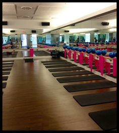 Giving a Barre Class the Benefit of theDoubt: Find out what I thought of Flybarre in this blog...