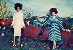 A Look Inside Grace Coddington's New Book, Grace: The American Vogue Years