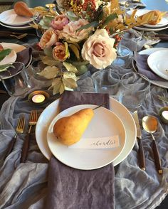 @earlyginny: Tablescaping with @abernathycochrangroup
