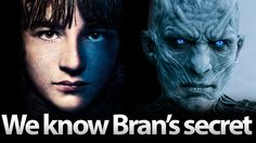Now we know Bran's secret. Game of Thrones season 7, the main theory - YouTube