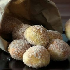 Doughnuts without guilt.