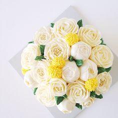 Eat Cake Be Merry - Buttercream Bouquet