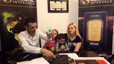 Consegna Oro a Roma Italia alla Famiglia Albano dal negozio online Globa...