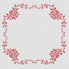Free+Cross+Stitch+Border+Designs