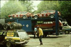 Transporter - Page 64 Alfa Romeo Logo, Alfa Romeo Cars, Classic Trucks, Classic Cars, Classic Auto, Alfa Gtv, Alfa Romeo Gtv6, Custom Vespa, Automobile