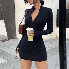 Aesthetic Fashion, Look Fashion, Aesthetic Clothes, Classy Fashion, Cute Casual Outfits, Pretty Outfits, Stylish Outfits, Classy Sexy Outfits, Classy Clothes