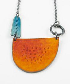 Caroline Finlay Jewellery Neckpieces                                                                                                                                                                                 More