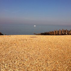 A beautiful, still Whitstable beach . Whitstable Beach, Oyster Festival, Button Eyes, Weekends Away, North Coast, Canterbury, Long Weekend, England, Earth