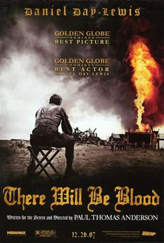 There Will Be Blood 27x40 Movie Poster (2007)