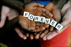 Let us Help... make forever families #adoptionassociatescares