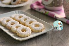 Italian Cookies, Antipasto, Biscuits, Food And Drink, Cooking Recipes, Gluten Free, Yummy Food, Sweets, Homemade
