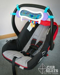 Non Regulated Products for Car Seats