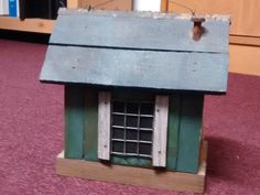 M.L.STUDTMAN ORIGINAL BIRDHOUSE Bird House