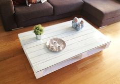 How To Make A Coffee Table From A Pallet? -