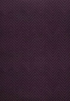 ZENITH VELVET, Plum, AW7843, Collection Rue de Seine from Anna French