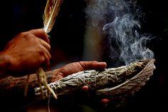 Pure Reiki Healing Mastery - Comment purifier votre maison avec de la sauge Chaque transition de vie a son « heure zéro Salvia, Chakras, Yoga Vidya, Energie Positive, Burning Sage, Fat Burning, Smudge Sticks, Evil Spirits, American Indians