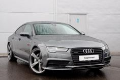 AUDI A7 Quattro Black Edition
