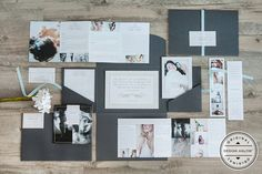 Boudoir Welcome Packet for Professional Photographers | Design Aglow