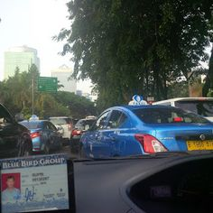 Tulisan DNU: Supir Taksi; Saya Nyerah Mbak....